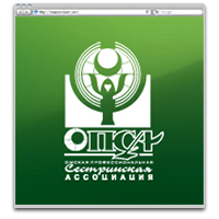 Сайт «ОПСА» thumbnail image